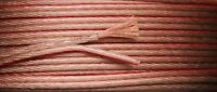 15m Speaker Cable 2 X 2.5mm 322 Strands Oxygen Free Copper Clad Wire Figure 8