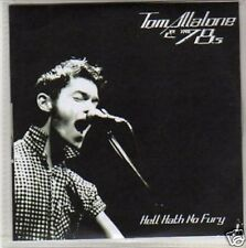 (M625) Tom Allalone & The 78s, Hell Hath No Fury- DJ CD