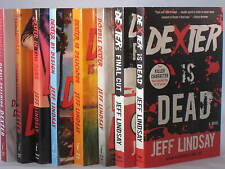 Dexter by Jeff Lindsay (Complete Series - Books 1-8) BRAND NEW Trade Paperback