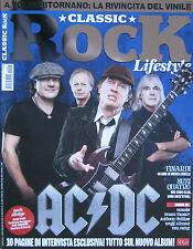 CLASSIC ROCK 26 2015 AC/DC Tom Petty Suzi Quatro Finardi Iggy Pop Ray Brown Gong