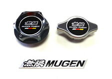 HONDA & ACURA RACING CNC BILLET OIL FILLER CAP & 1.3KG RADIATOR CAP KIT MU