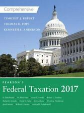 Prentice Hall's Federal Taxation 2017 Comprehensive *NOT PAPERBACK* 30th ed PDF