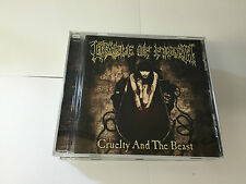 CRADLE OF FILTH : Cruelty and the Beast CD (2006)