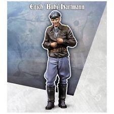 Scale 75 War Front Luftwaffe Pilot Erich Hartmann WW2 1/35th Unpainted Resin Kit