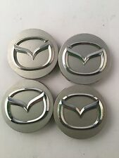 Set 4 1995-2008 Mazda 626 Protege Millenia OEM Wheel Center Cap 2477 MA2