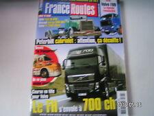 ** France Routes n°323 Dakar 2009 / Carosserie Normes Piek / Volvo F89