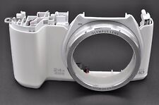 Olympus SZ-16 DZ-105 Front Cover Assembly White Replacement Repair Part DH9397
