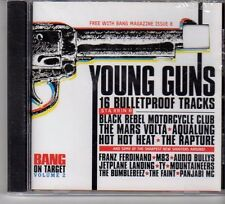 (FP655) Bang On Target Volume 2, Young Guns - 2003 sealed CD