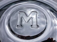 MORRIS MINOR 1000 1957-1972 BRAND NEW HUB CAPS (M LOGO) X 4 (FREE UK POST)