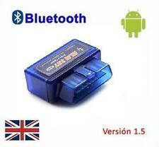 Renault Clio Torque Android Bluetooth OBD2 Wireless CAN BUS Scanner Tool