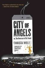 City of Angels: or, The Overcoat of Dr. Freud / A Novel, Wolf, Christa, Good Boo