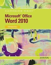 Microsoft  Office Word 2010: Illustrated Introductory (Illustrated Series)