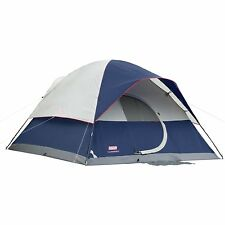BRAND NEW Coleman Elite Sundome Tent 12'x10' 6 Person Tent with LED Light System