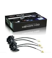 Xenon HID conversion H7 KIT For VW Scirocco HID Xenon Lights Inc. Bulb Holders