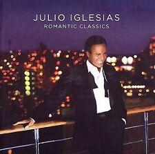 Iglesias, Julio: Romantic Classics Import Audio CD