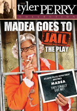 PERRY,TYLER-MADEA GOES TO JAIL (PLAY)  DVD NEW