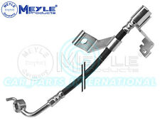 Meyle Germany Brake Hose, Front Axle, Left, 714 525 0011