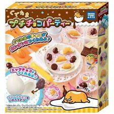 Takara Tomy A.R.T. Sanrio Japan Hietama Gudetama Egg Chocolate Maker Party Set