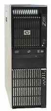 HP Z600 Workstation 2x Xeon E5650 (hex core) 2.66GHz 48Gb Ram, 500GB SSD