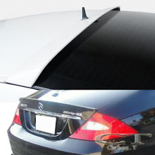 Painted Mercedes Benz W219 Sedan CLS Lorinser Roof & Special AMG Trunk Spoiler