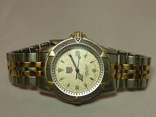Tag Heuer Professional 1500 WD1221-K-20 Men's Two Tone Stainless Steel Watch