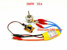 360W 30A 12V DC 3-phase Brushless Motor Speed Controller Motordrehzahlsteuerung
