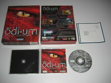 ODI-UM  Pc Cd Rom ORIGINAL ODIUM BIG BOX - Fast Secure Post