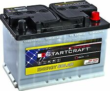 Solarbatterie Antrieb und Beleuchtung Batterie / Solar 12V 90Ah ENY SO90