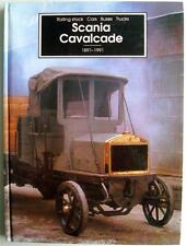 SCANIA CAVALCADE 1891-1991 ROLLING STOCK CARS BUSES TRUCKS COMMERCIAL BOOK