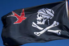 PIRATE PARTY NEW  Jack Sparrow DECORATION Pirates of the Carribean REAL 3x5 flag