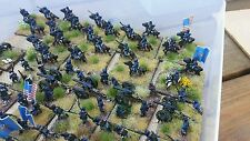 KALLISTRA MINIATURES ACW painted UNION ARMY 12mm scale not 10mm  Fire & Fury