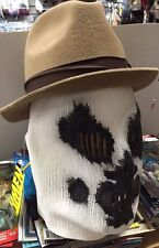 WATCHMEN RORSCHACH FULL OVER-HEAD LATEX MASK WITH HAT RUBIES NEW WITH TAGS