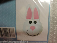 "NEW WHITE RABBIT 18"" (45.7cm) Inflatable Decoration ~ Great for EASTER, PARTY!"