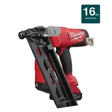 BRAND NEW Milwaukee M18 FUEL 16 ga Angled Finish Nailer 2742-20 TOOL ONLY