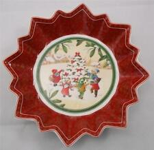 Villeroy & and Boch TOY'S FANTASY CHRISTMAS large bowl 25cm BOXED NEW BG189