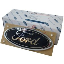 New! GENUINE FORD FIESTA 2002 - 2008 REAR FORD OVAL BADGE inc ST150 1141163