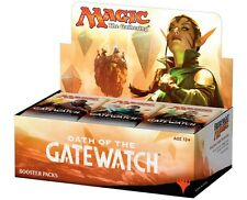 MTG MAGIC THE GATHERING OATH OF THE GATEWATCH BOOSTER BOX FACTORY SEALED LINDEN
