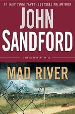 Mad River (A Virgil Flowers Novel), Sandford, John, Good Condition, Book