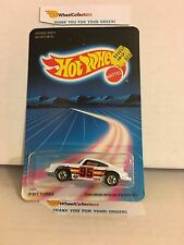 #24 P-911 Turbo Porsche 3969 * WHITE * 1986 Hong Kong * Vintage Hot Wheels * E20