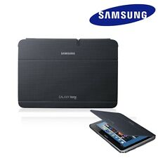 "Genuine Samsung Galaxy Note 10.1"" Dark Grey Flip custodia con supporto in scatola CEF-IG 2 ngec"
