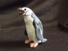 Chinstrap penguin figure figurine realistic resin chin strap unknown maker