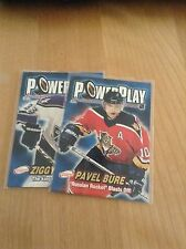 01-02 2001-02 ATOMIC POWERPLAY - FINISH YOUR SET LOW SHIPPING RATE