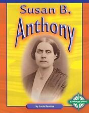 Susan B. Anthony (Compass Point Early Biographies)-ExLibrary