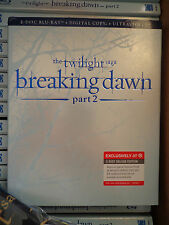 TARGET EXCLUSIVE THE TWILIGHT SAGA: BREAKING DAWN PART 2 (2-DISC BLU-RAY+DIGI..