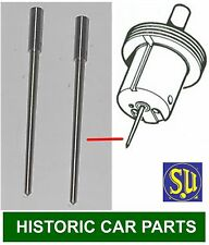"2 Std ""GY"" NEEDLES for HS2 1¼"" SU CARB on AUSTIN HEALEY SPRITE Mk 2 948 1962-63"
