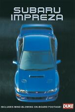 Subaru Impreza - Performance Car (New DVD) Colin McRae Richard Burns P1 22B