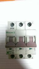 MOLLER X POLE PLSM-C32/3-DW 32A C TYPE TP MCB