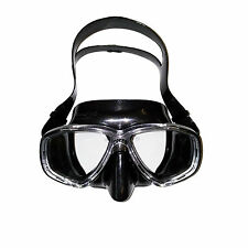 Cressi Perla Black Spearfishing Mask