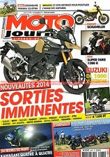 MOTO JOURNAL 2066 DUCATI Multistrada 1200 VFR HONDA YAMAHA FJR 1300 AS DTMX 125