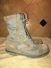 Corcorran Leather And Nylon Military Combat Boots Size 9.5 M